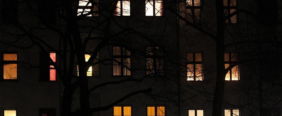 Licht in Wohnungen, über dts