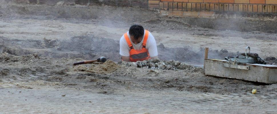 Bauarbeiter, über dts