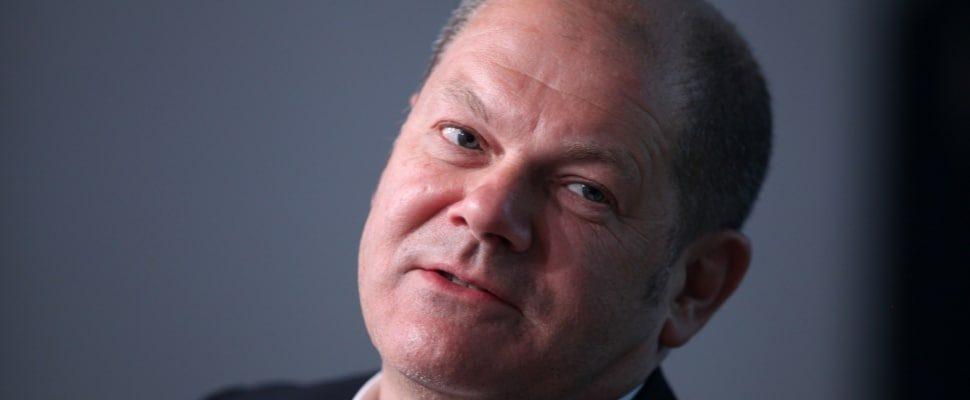 Olaf Scholz, über dts