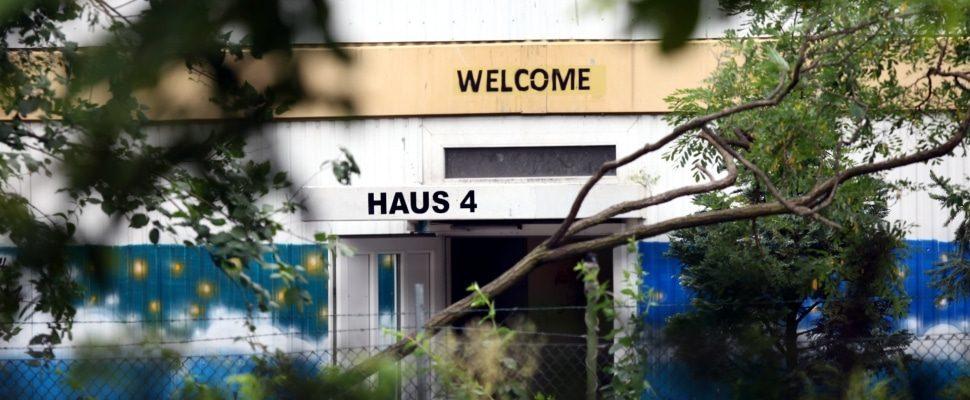 Aufnahmeeinrichtung für Asylbewerber, über dts