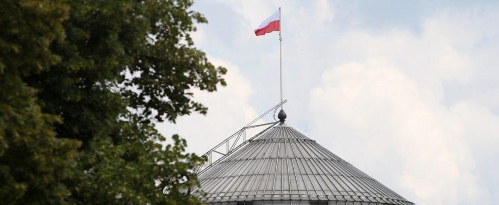 Polnisches Parlament in Warschau, über dts