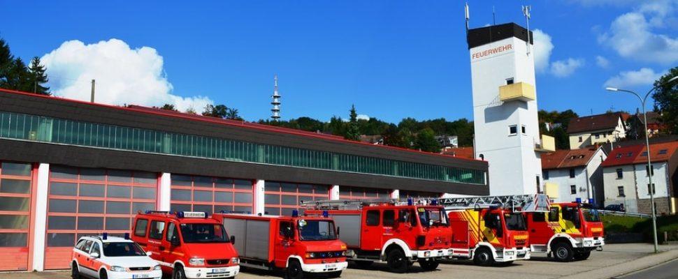 Feuerwehr Löschbezirk Friedrichsthal