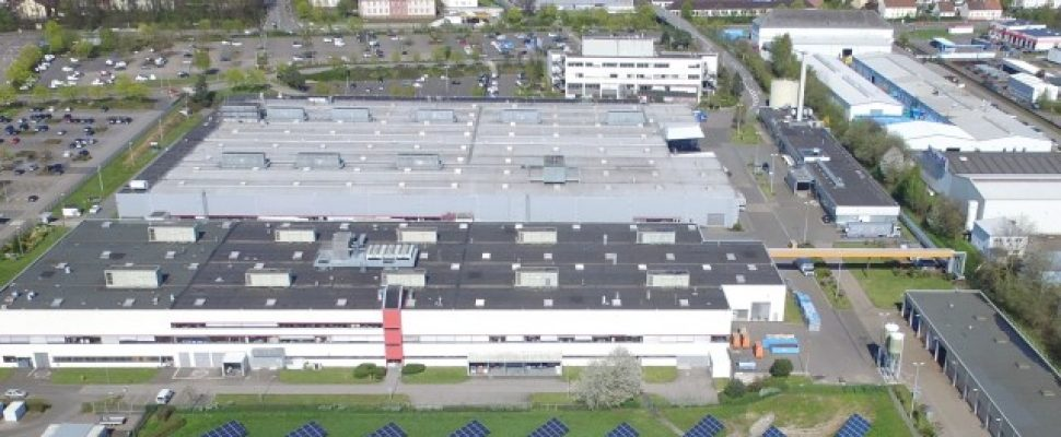 Bosch location in Homburg