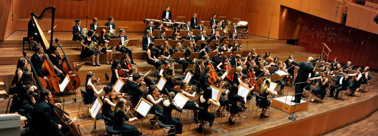Orchesterfoto
